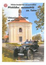 Přehlídka historických automobilů Tatra 1